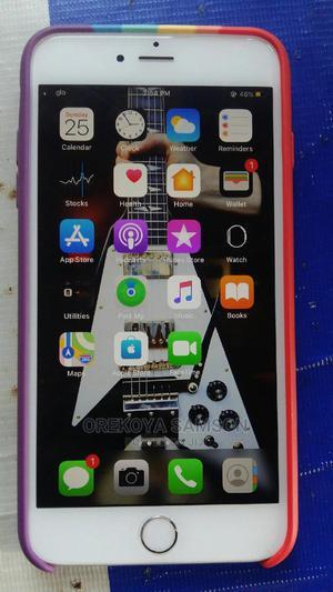 Apple iPhone 6s Plus 64 GB Silver | Mobile Phones for sale in Ogun State, Sagamu