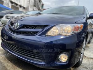 Toyota Corolla 2012 Blue   Cars for sale in Lagos State, Ikeja