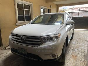 Toyota Highlander 2008 Sport White   Cars for sale in Lagos State, Ikoyi
