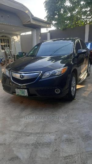 Acura ZDX 2013 Base AWD Gray   Cars for sale in Lagos State, Ipaja