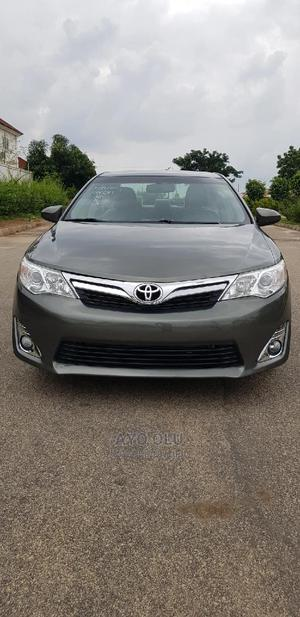 Toyota Camry 2012 Green   Cars for sale in Abuja (FCT) State, Lokogoma