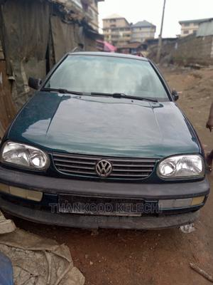 Volkswagen Golf 2003 1.4 Green | Cars for sale in Anambra State, Onitsha