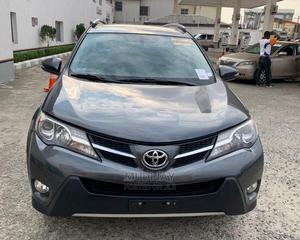 Toyota RAV4 2013 XLE AWD (2.5L 4cyl 6A) Gray | Cars for sale in Lagos State, Yaba