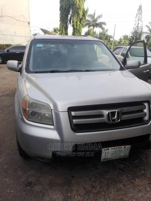 Honda Pilot 2005 Silver | Cars for sale in Abuja (FCT) State, Gaduwa