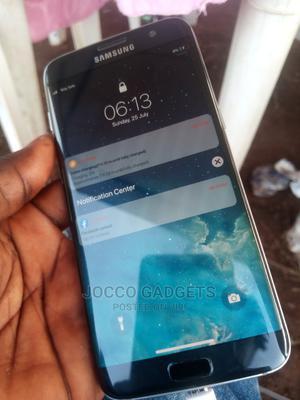 Samsung Galaxy S7 edge 32 GB Black | Mobile Phones for sale in Ogun State, Abeokuta South