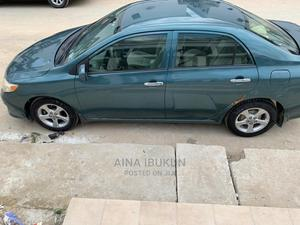Toyota Corolla 2010 Green | Cars for sale in Lagos State, Lekki