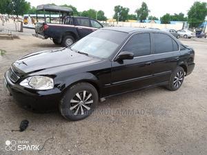 Honda Civic 2000 Black | Cars for sale in Borno State, Maiduguri