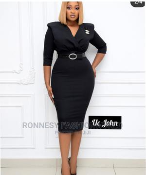 Elegant Classic Female Quality Fitted Gown   Clothing for sale in Lagos State, Ikeja