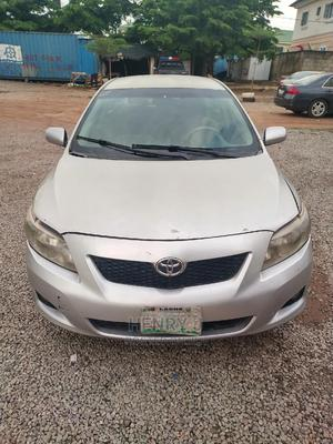 Toyota Corolla 2008 1.8 LE Silver | Cars for sale in Abuja (FCT) State, Gwarinpa