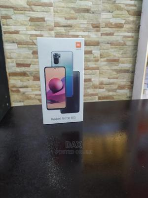 New Xiaomi Redmi Note 10S 128 GB Black   Mobile Phones for sale in Lagos State, Victoria Island