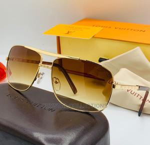 Louis Vuitton Sun Shades. Quality and Unique Design.   Jewelry for sale in Lagos State, Lekki