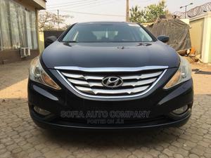 Hyundai Sonata 2011 Black | Cars for sale in Lagos State, Abule Egba