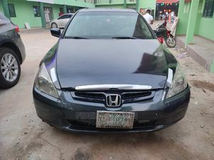 Honda Accord 2005 2.4 Type S Automatic Blue | Cars for sale in Delta State, Warri