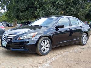 Honda Accord 2008 Black | Cars for sale in Abuja (FCT) State, Lokogoma