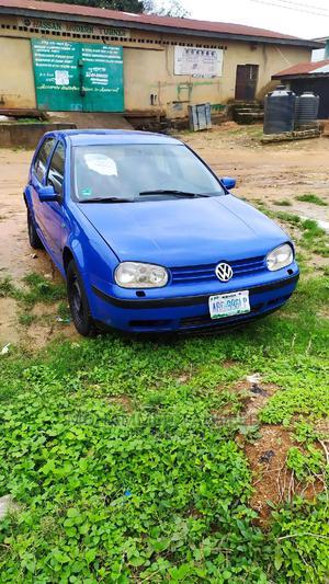 Volkswagen Golf 1998 Blue | Cars for sale in Niger State, Suleja