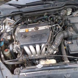 Honda Accord 2005 2.4 Type S Gray | Cars for sale in Abuja (FCT) State, Nyanya