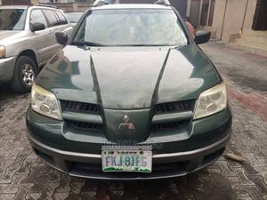 Mitsubishi Outlander 2006 Green | Cars for sale in Rivers State, Port-Harcourt