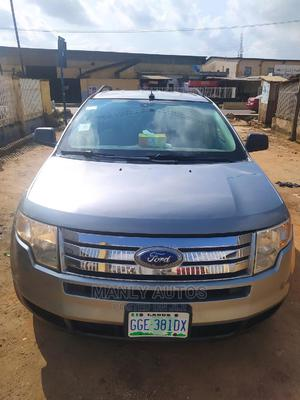 Ford Edge 2008 Blue | Cars for sale in Lagos State, Abule Egba