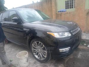 Land Rover Range Rover Sport 2017 Gray   Cars for sale in Lagos State, Ajah