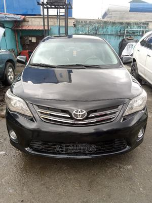 Toyota Corolla 2009 Black   Cars for sale in Rivers State, Port-Harcourt