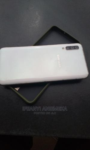 Samsung Galaxy A70 128 GB White   Mobile Phones for sale in Abuja (FCT) State, Utako