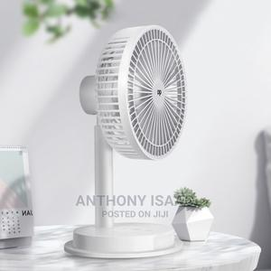 Dp USB Rechargeable Fan With Light | Home Appliances for sale in Ogun State, Ijebu Ode
