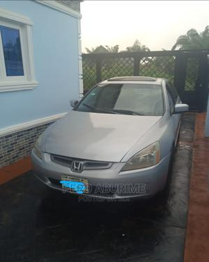 Honda Accord 2005 Sedan LX V6 Automatic Silver | Cars for sale in Delta State, Ika South