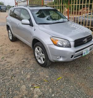Toyota RAV4 2008 Silver | Cars for sale in Lagos State, Ilupeju