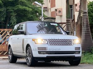 Land Rover Range Rover Vogue 2015 White   Cars for sale in Abuja (FCT) State, Central Business Dis