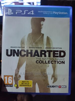Uncharted Collection | Video Games for sale in Kwara State, Ilorin West