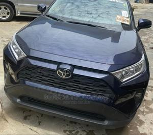 Toyota RAV4 2019 XLE AWD Blue | Cars for sale in Lagos State, Ikeja