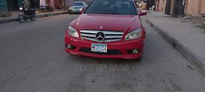 Mercedes-Benz C300 2008 Red | Cars for sale in Lagos State, Surulere