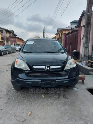Honda CR-V 2007 EX Automatic Black   Cars for sale in Lagos State, Surulere