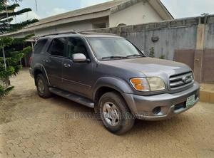 Toyota Sequoia 2002 Gray | Cars for sale in Lagos State, Ogba