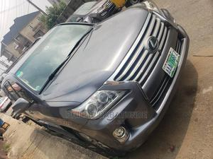 Lexus LX 2015 570 AWD Gray   Cars for sale in Lagos State, Yaba