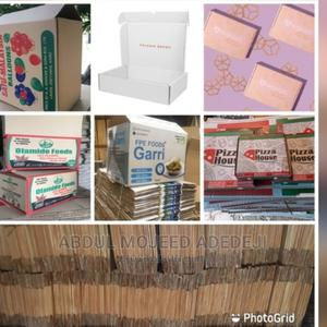 Carton Package | Manufacturing Services for sale in Lagos State, Abule Egba