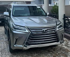 Lexus LX 2018 570 (5 Seats) AWD Gray | Cars for sale in Abuja (FCT) State, Gwarinpa