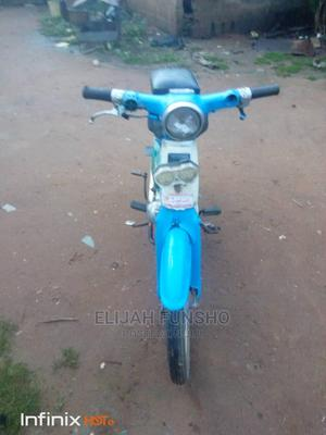 Honda Ignition 2016 Blue   Motorcycles & Scooters for sale in Lagos State, Alimosho