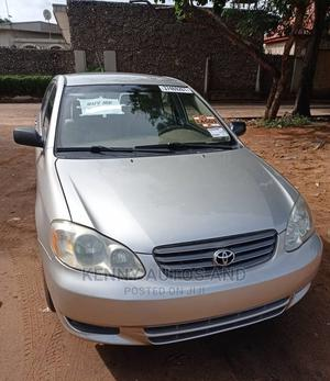 Toyota Corolla 2003 Silver | Cars for sale in Lagos State, Isolo