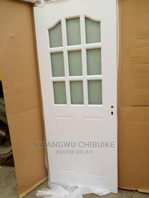 Wooden Glass Door | Doors for sale in Anambra State, Awka