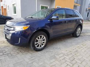 Ford Edge 2012 Blue | Cars for sale in Lagos State, Lekki