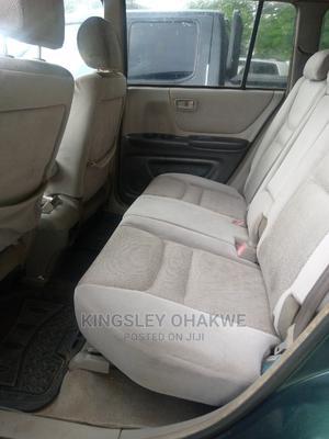 Toyota Highlander 2004 Limited V6 4x4 Green | Cars for sale in Abuja (FCT) State, Karu
