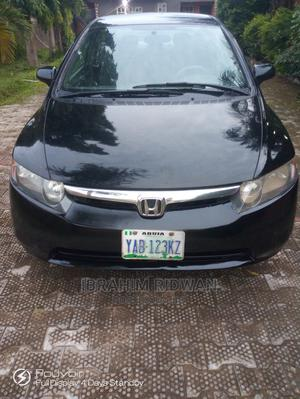 Honda Civic 2008 Black   Cars for sale in Abuja (FCT) State, Central Business Dis