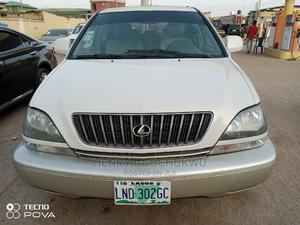 Lexus RX 2000 White | Cars for sale in Lagos State, Ifako-Ijaiye