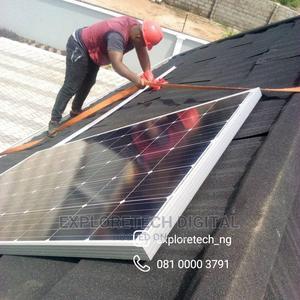 Solar Panel Installation in Abakiliki   Solar Energy for sale in Ebonyi State, Abakaliki