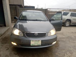 Toyota Corolla 2005 1.8 TS Gray | Cars for sale in Lagos State, Alimosho
