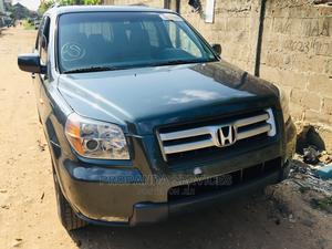 Honda Pilot 2006 EX 4x2 (3.5L 6cyl 5A) Green | Cars for sale in Lagos State, Ikeja
