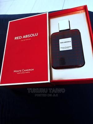 Monte Cameron Red Absolu Edp 100ml   Fragrance for sale in Lagos State, Kosofe
