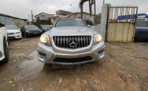 Mercedes-Benz GLK-Class 2013 350 4MATIC Silver   Cars for sale in Lagos State, Surulere