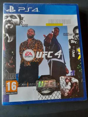 PLAYSTATION 4 UFC 4 | Video Games for sale in Lagos State, Ikeja